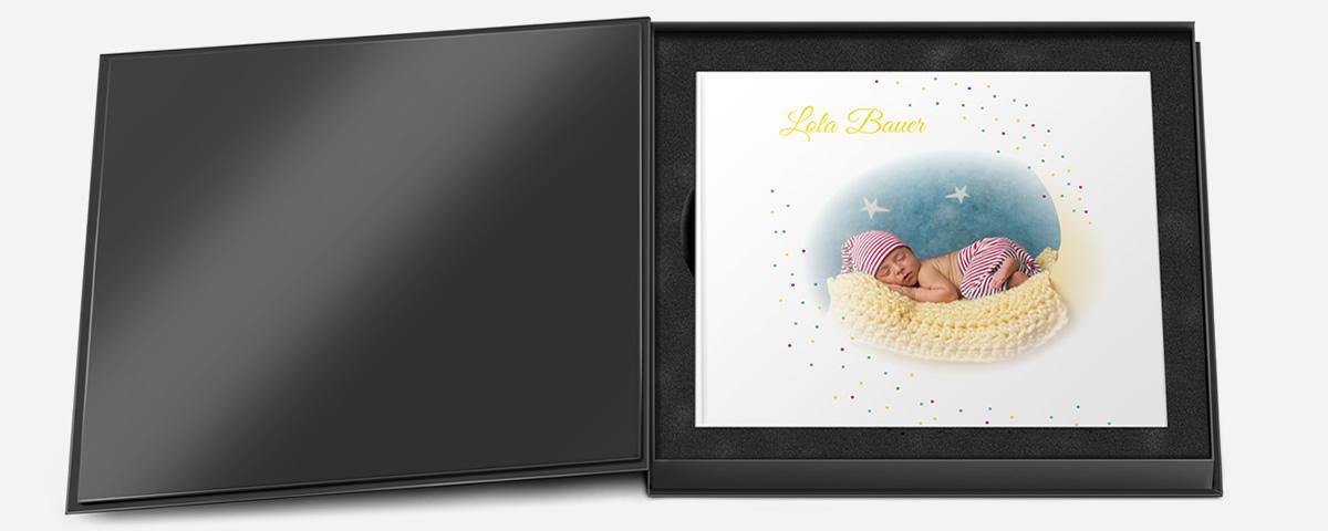 Álbum Digital Mi Bebé - Fotografía